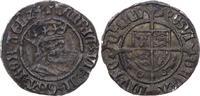 1/2 Groat 1485-1509 Großbritannien Henry V...