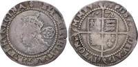 6 Pence 1572 Großbritannien Elizabeth I. 1...