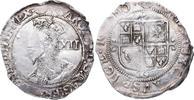 Shilling (12 Pence) 1625-1649 Großbritanni...