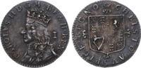Penny 1660-1685 Großbritannien Charles II....