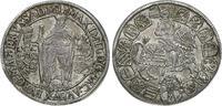 1/4 Taler o. J. Altdeutschland bis 1871. D...