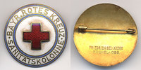 "vor 1945 Bayern Bayr. Rotes Kreuz ""Sanitätskolonne"" emailliert 2  37,00 EUR  +  4,80 EUR shipping"