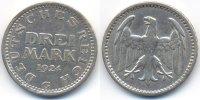 3 Mark 1924 G Weimarer Republik Silber - mit Randschrift UNRECHT sehr s... 85,00 EUR  +  4,80 EUR shipping