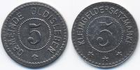 5 Pfennig ohne Jahr Sachsen/Weimar/Eisenach Oldisleben - Eisen ohne Jah... 45,00 EUR  +  4,80 EUR shipping