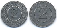2 Pfennig ohne Jahr Elsass/Lothringen - Oberhofen Soldatenheim Oberhofe... 24,00 EUR  +  4,80 EUR shipping