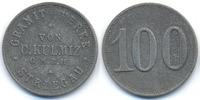 100 Pfennig ohne Jahr Schlesien – Striegau/Strzegom Granit-Werke von C.... 42,00 EUR  +  4,80 EUR shipping
