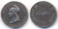 Zinnmedaille um 1870 Frankreich - France Bolivie Consulat de France de ... 25,00 EUR22,50 EUR  +  4,80 EUR shipping