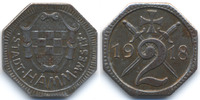 2 Pfennig 1918 Westfalen Hamm - Eisen 1918 (Funck 191.7) sehr schön+  34,00 EUR  +  4,80 EUR shipping