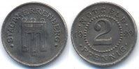 2 Pfennig 1920 Württemberg Herrenberg - Eisen 1920 (Funck 209.4) vorzüg... 32,00 EUR  +  4,80 EUR shipping