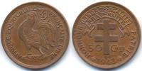 50 Centimes 1943 SA Französisch Äquatorial Afrika - French Equatorial F... 24,00 EUR  +  4,80 EUR shipping
