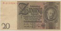 20 Reichsmark 1929 Deutsches Reich Reichsbank 1924-1945 Rosenberg Nr. 1... 25,00 EUR  +  4,80 EUR shipping