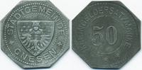50 Pfennig ohne Jahr Posen Gnesen - Zink ohne Jahr (Funck 162.3) sehr s... 32,00 EUR  +  4,80 EUR shipping