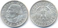 2 Reichsmark 1933 A Drittes Reich Martin Luther - Silber prägefrisch  38,00 EUR  +  4,80 EUR shipping