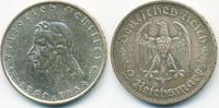 2 Reichsmark 1934 F Drittes Reich Friedrich von Schiller - Silber gutes... 39,00 EUR  +  4,80 EUR shipping