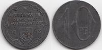 10 Pfennig 1918 Württemberg Murrhardt - Ei...