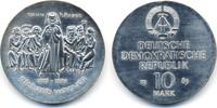 10 Mark 1983 DDR Richard Wagner - Silber prägefrisch  35,00 EUR  +  4,80 EUR shipping