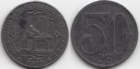 50 Pfennig 1918 Württemberg Murrhardt - Ei...