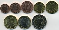 Kursmünzensatz 2011 Vatikan - Vatican Kurs...