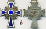 1933/45 Drittes Reich Mutterkreuz in Silb...