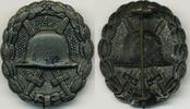1871/1918 Deutsches Reich Verwundeten Abz...