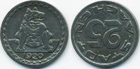 25 Pfennig 1920 Rheinprovinz Aachen - Eise...