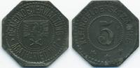 5 Pfennig 1917 Bayern Agatharied - Zink 19...