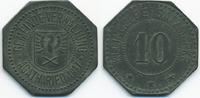 10 Pfennig 1917 Bayern Agatharied - Zink 1...
