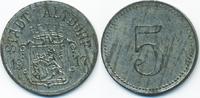 5 Pfennig 1917 Bayern Altdorf – Zink verni...