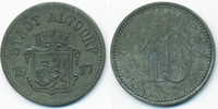 10 Pfennig 1917 Bayern Altdorf – Zink 1917...