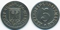 5 Pfennig 1918 Westfalen Arnsberg - Eisen ...
