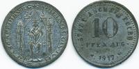 10 Pfennig 1917 Bayern Aschaffenburg – Zin...