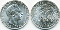 3 Mark 1912 A Preußen Wilhelm II. 1888-191...