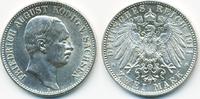 2 Mark 1911 E Sachsen Friedrich August III...
