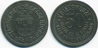 50 Pfennig 1917 Bayern Deggendorf - Zink 1...