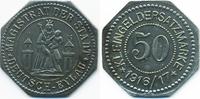 50 Pfennig 1916/17 Westpreussen Deutsch-Ey...