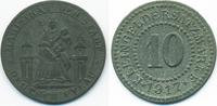 10 Pfennig 1917 Westpreussen Deutsch-Eylau...
