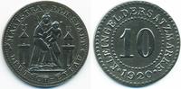 10 Pfennig 1920 Westpreussen Deutsch-Eylau...