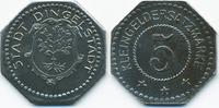5 Pfennig ohne Jahr Sachsen Dingelstädt - ...