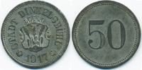 50 Pfennig 1917 Bayern Dinkelsbühl – Zink ...