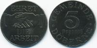 5 Pfennig ohne Jahr Brandenburg Döbern - Eisen ohne Jahr (Funck 100.1) ... 59,00 EUR  +  4,80 EUR shipping