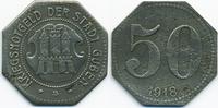 50 Pfennig 1918 Brandenburg Guben - Eisen ...