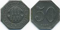 50 Pfennig 1918 Brandenburg Guben - Eisen 1918 (Funck 178.3e) sehr schö... 32,00 EUR  +  4,80 EUR shipping