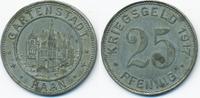 25 Pfennig 1917 Rheinprovinz Haan – Zink vernickelt 1917 (Funck 182.1a)... 6,00 EUR  +  1,80 EUR shipping