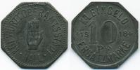 10 Pfennig 1918 Württemberg Hall - Eisen 1918 (Funck 186.8b) vorzüglich  5,00 EUR  +  1,80 EUR shipping
