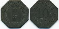 10 Pfennig 1918 Württemberg Hall - Eisen 1918 (Funck 186.8g) vorzüglich... 9,50 EUR  +  1,80 EUR shipping