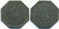 10 Pfennig 1918 Württemberg Hall - Eisen 1918 (Funck 186.8k) vorzüglich  4,00 EUR  +  1,80 EUR shipping