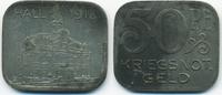 50 Pfennig 1918 Württemberg Hall - Eisen 1...