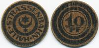 10 Pfennig ohne Jahr Sachsen Halle - Presspappe ohne Jahr (Funck 188.1)... 7,50 EUR  +  1,80 EUR shipping