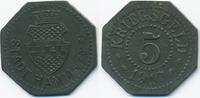 5 Pfennig 1917 Westfalen Hamm - Zink 1917 ...