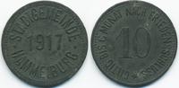 10 Pfennig 1917 Bayern Hammelburg - Zink 1917 (Funck 192.2A) sehr schön... 3,00 EUR  +  1,80 EUR shipping
